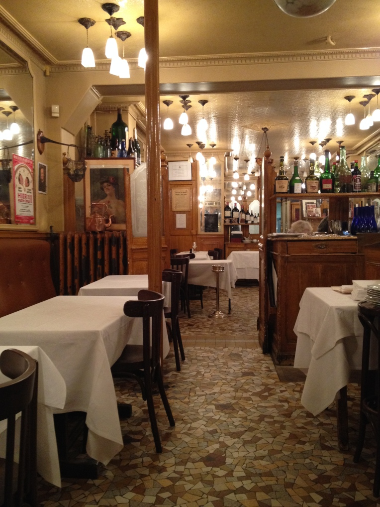 Chez Dumonet, Paris // A Slice of Peru