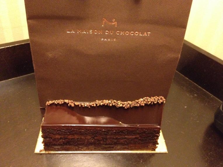 Maison Du Chocolat, Paris // A Slice of Peru