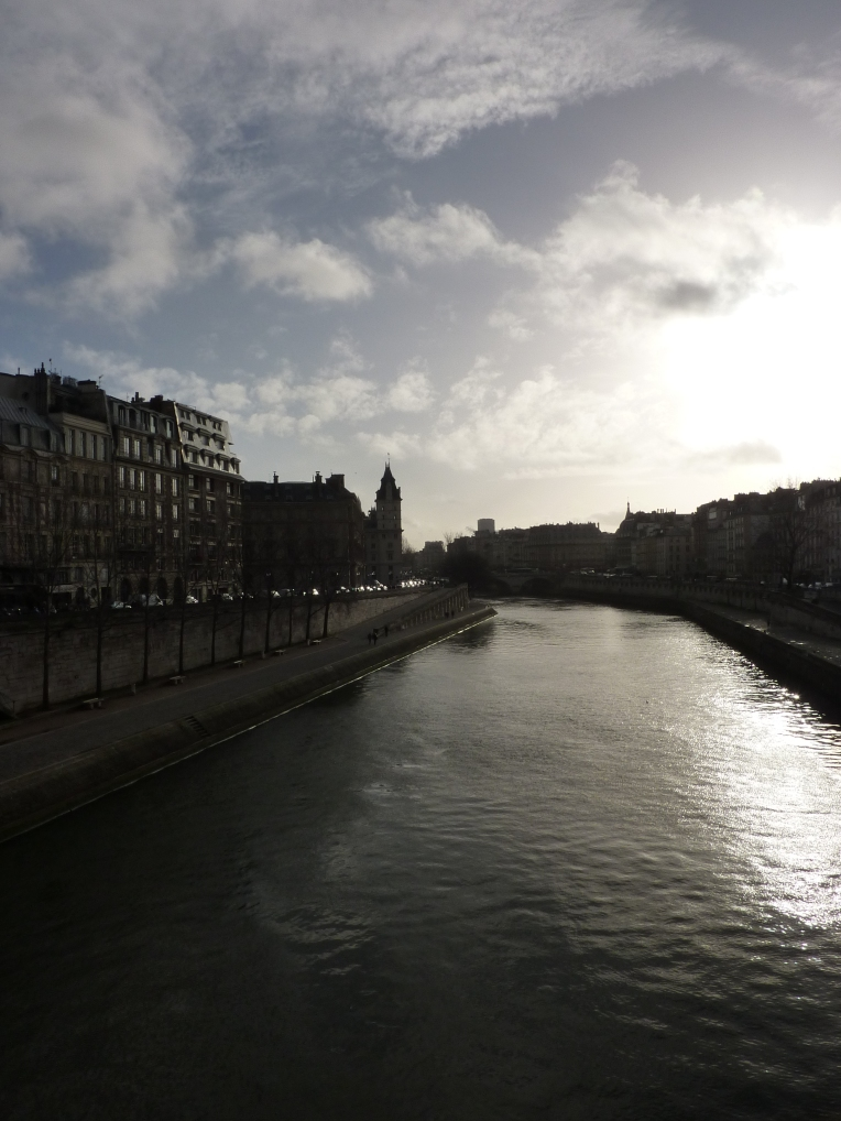 River Seine, Paris // A Slice of Peru