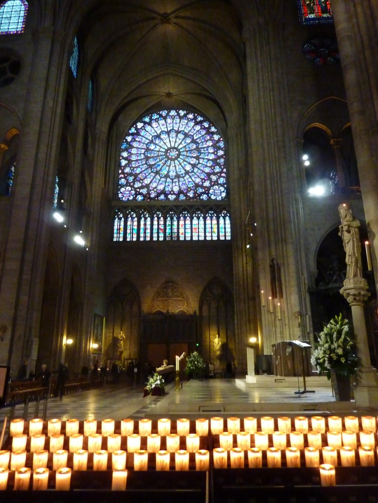Notre Dame, Paris // A Slice of Peru