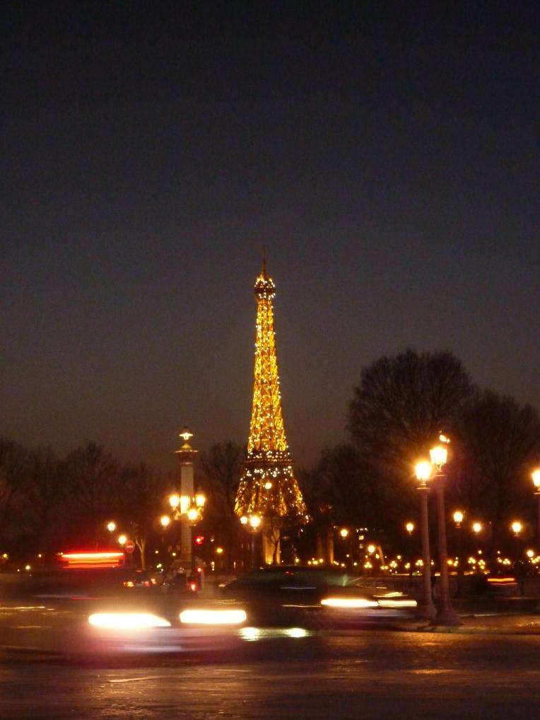 Eiffel Tower, Paris // A Slice of Peru