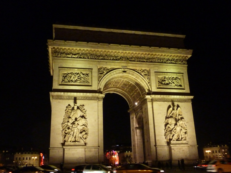 Arc de Triomphe, Paris // A Slice of Peru