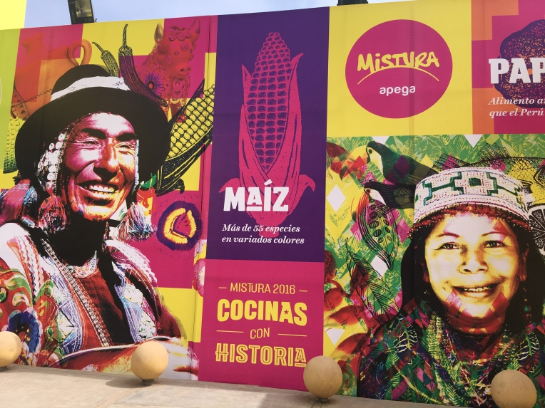 mistura // A Slice of Peru