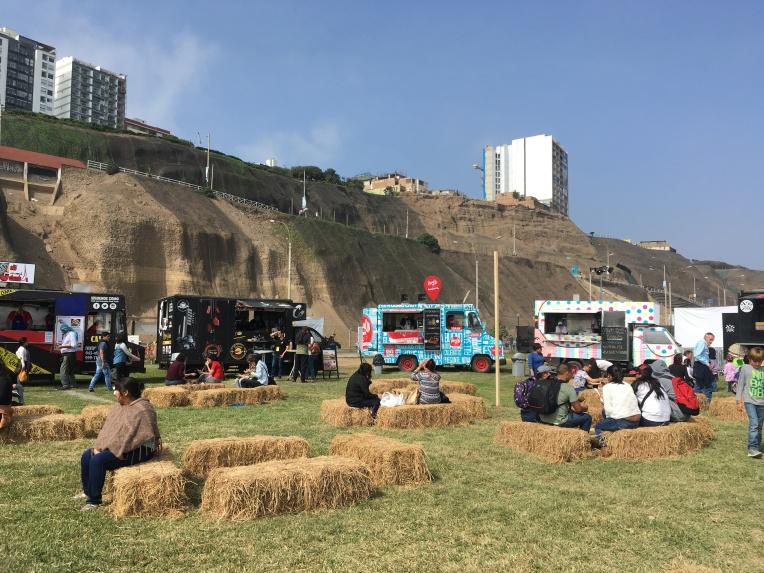 food trucks, Mistura // A Slice of Peru