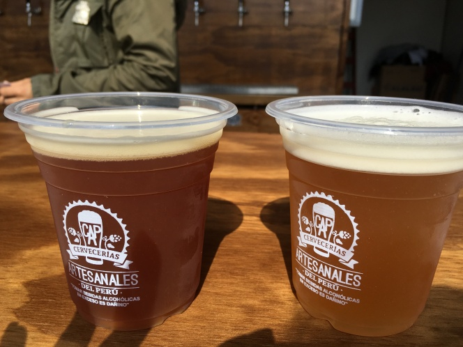 craft beer, Mistura // A Slice of Peru