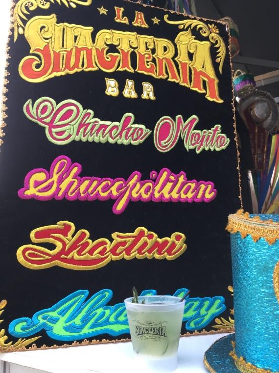 Shacteria // A Slice of Peru