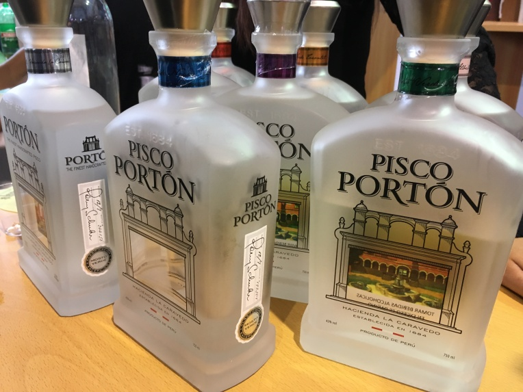 Pisco Porton // A Slice of Peru