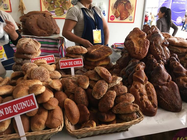bread, Mistura // A Slice of Peru