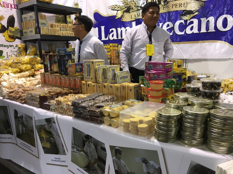 market, Mistura // A Slice of Peru