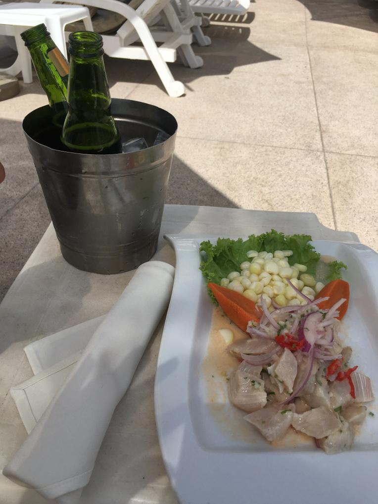 ceviche, Las Dunas // A Slice of Peru