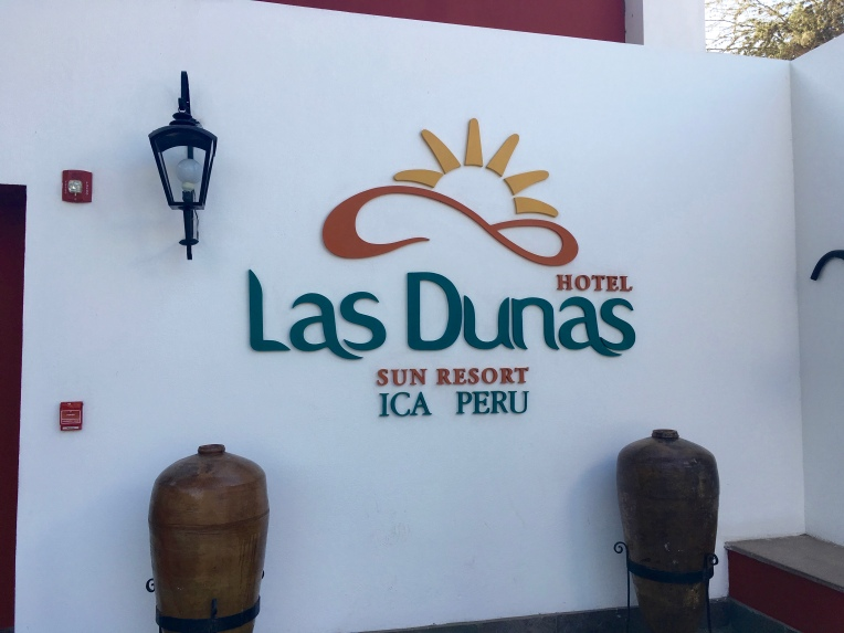 Las Dunas // A Slice of Peru
