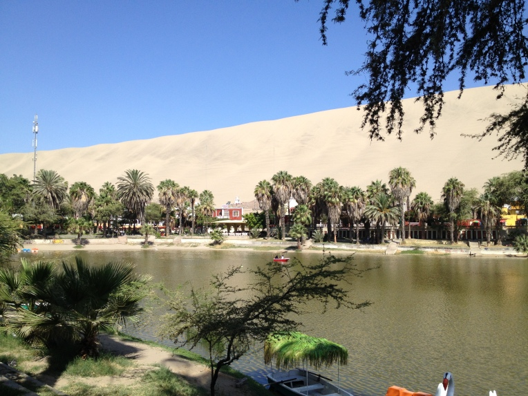 Huacachina // A Slice of Peru