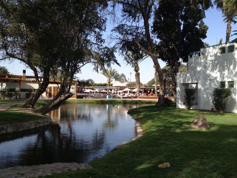 Las Dunas resort // A Slice of Peru