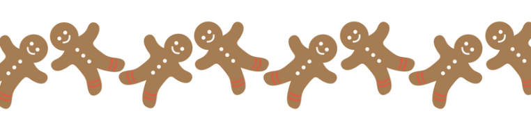 gingerbread men // A Slice of Peru