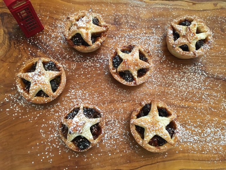 British mince pies! // A Slice of Peru
