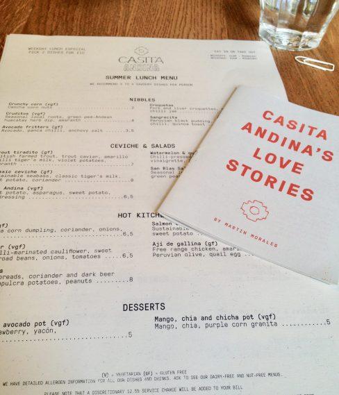 Casita Andina // A Slice of Peru
