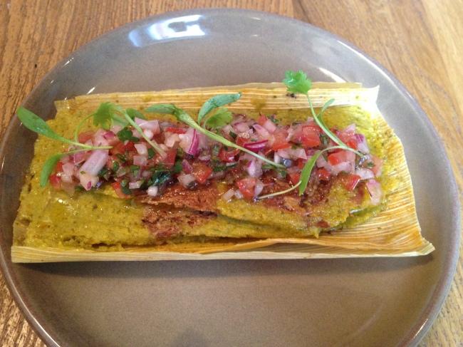 Tamal, Casita Andina // A Slice of Peru