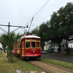 streetcar, New Orleans // The Little Edition