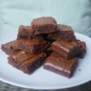 Nigella's Brownies // The Little Edition