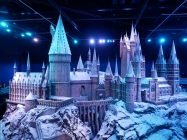 Hogwarts in the Snow // The Little Edition