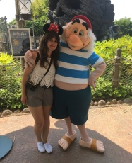 Me and Smee, Disneyland Paris // The Little Edition