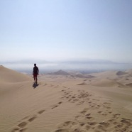 Huacachina Dunes // The Little Edition