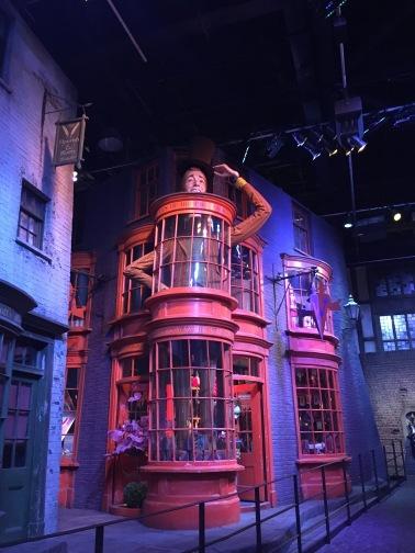 Harry Potter Studio Tour, London // The Little Edition