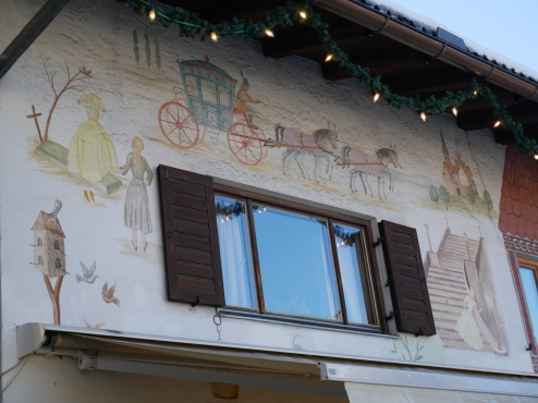 Oberammergau, Germany // The Little Edition