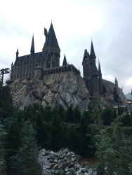 Hogwarts, The Wizarding World of Harry Potter, Universal Studios, Orlando // The Little Edition
