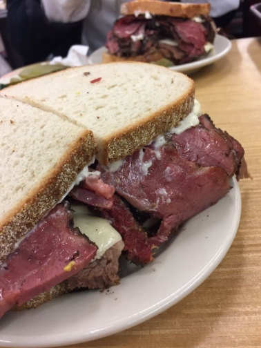 Katz's Deli, NY // The Little Edition