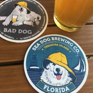 Sea Dog Brewing Co., Treasure Island, Florida // The Little Edition