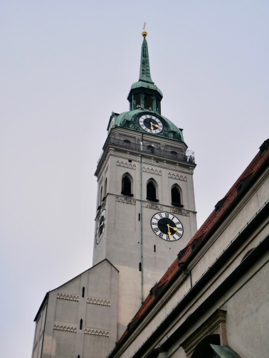St Peter's Church, Munich, Germany // The Little Edition