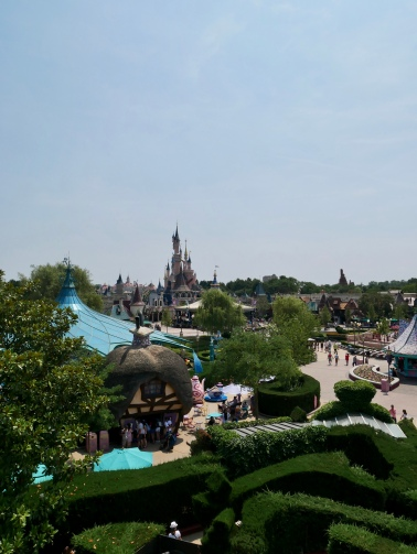 Disneyland Paris // The Little Edition
