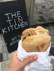 Ciabatta Sandwich, The Tin Kitchen Food Truck, Cambridge // The Little Edition