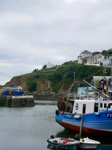 Mevagissey, Cornwall // The Little Edition