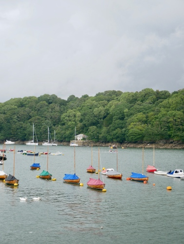 Fowey, Cornwall // The Little Edition