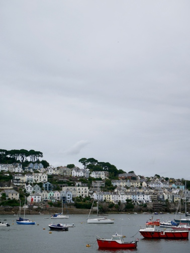Fowey & Polruan, Cornwall // The Little Edition