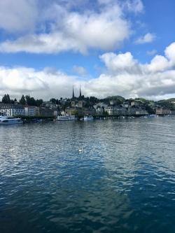 Lake Lucerne, Switzerland // The Little Edition