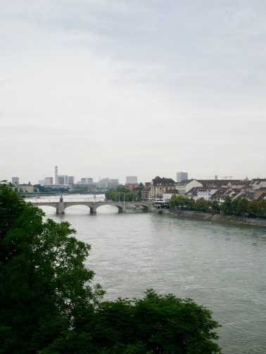 River Rhine, Basel, Switzerland // The Little Edition