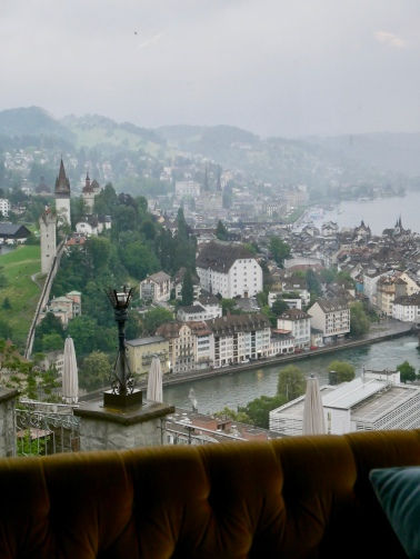 Chateau Gutsch, Lucerne, Switzerland // The Little Edition