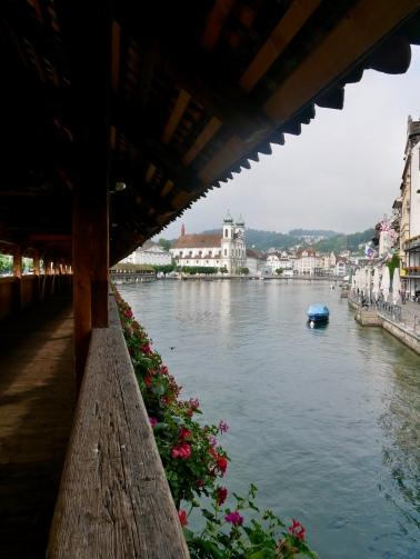 Kapellbrücke, Lucerne, Switzerland // The Little Edition