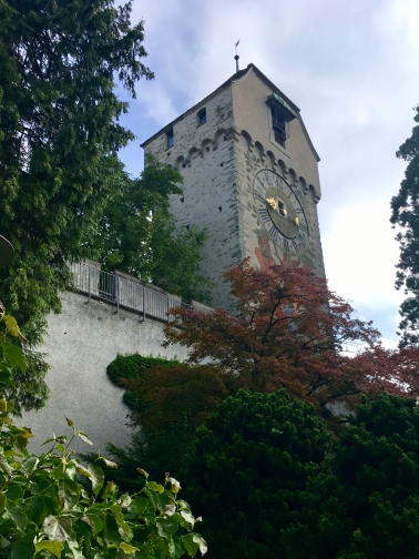 Zuitturm, Lucerne, Switzerland // The Little Edition
