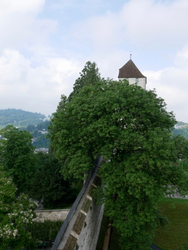 Museggmauer, Lucerne, Switzerland // The Little Edition
