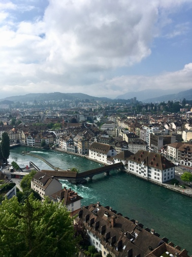 Lucerne, Switzerland // The Little Edition