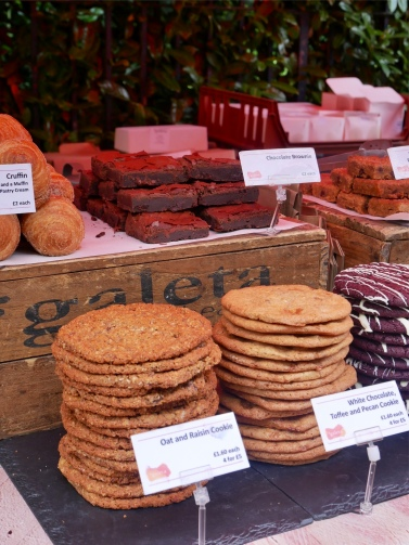 Galeta, Victoria Park Market, London // The Little Edition