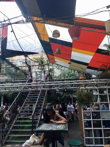 Szimpla Kert, Budapest // The Little Edition