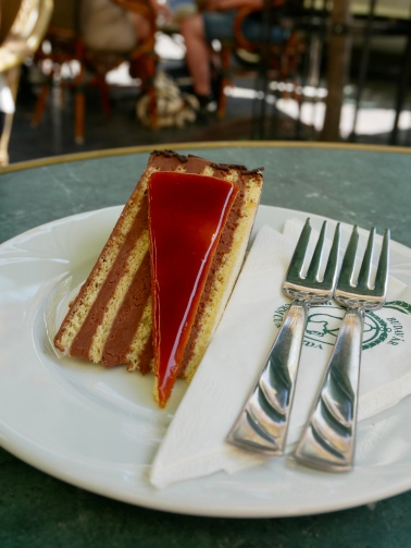 Dobos Torte, Ruszwurm Confectionery, Budapest // The Little Edition