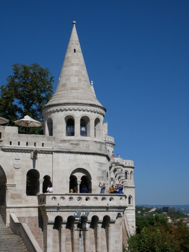 Fisherman's Bastion, Budapest // The Little Edition