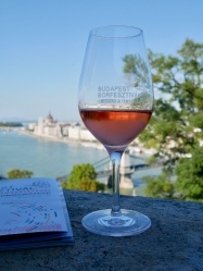 Budapest Wine Festival, Buda Castle, Budapest // The Little Edition