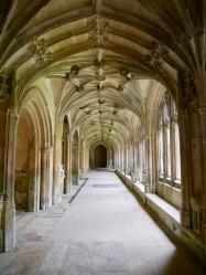 Lacock Abbey, England // The Little Edition
